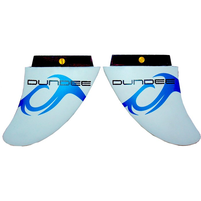 Inland Surfer - Dundees 11.5 Speed Line Fins 2015