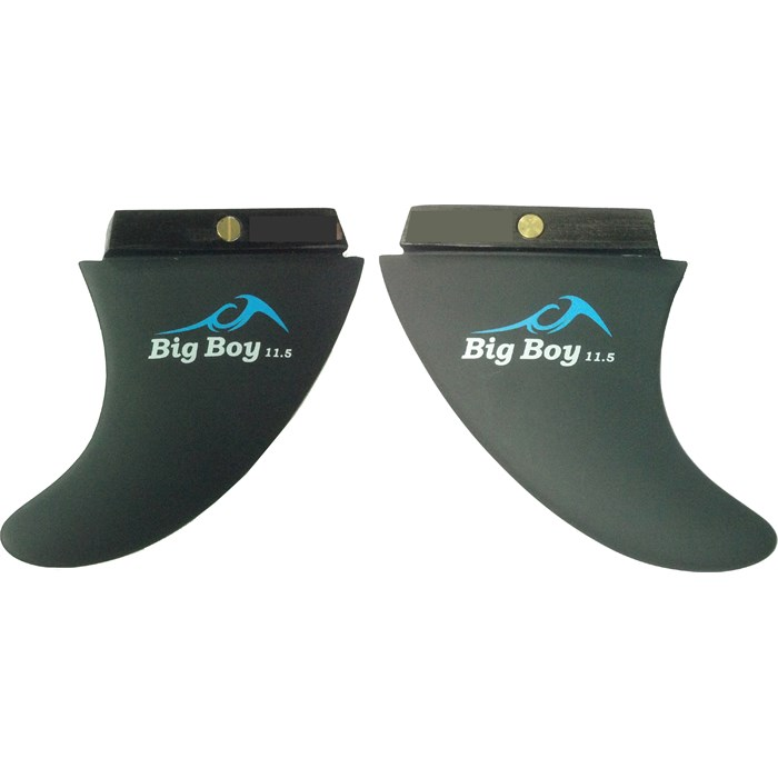 Inland Surfer - Big Boy 11 Speed Line Fins 2016