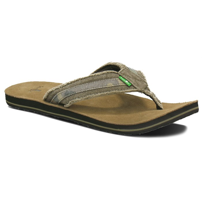 Sanuk - Fraid So Sandals