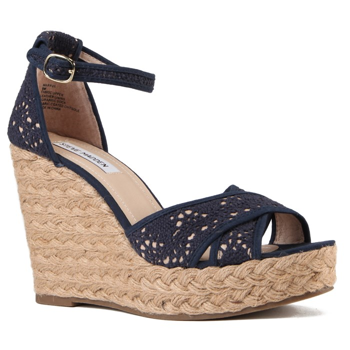 Steve Madden - Marrvil Wedges - Women's