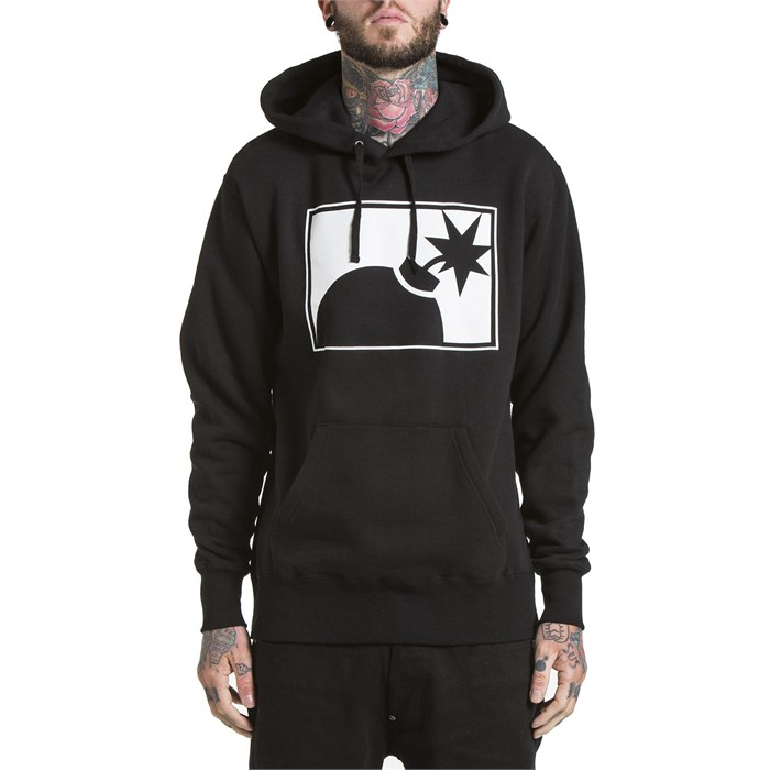 The Hundreds - Forever Halfbomb Pullover Hoodie