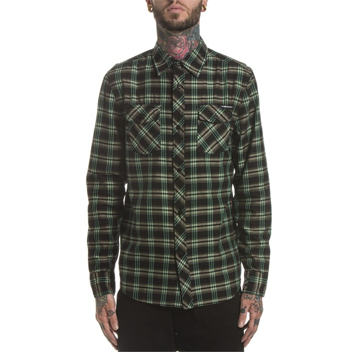 The Hundreds - Nes Button-Down Shirt