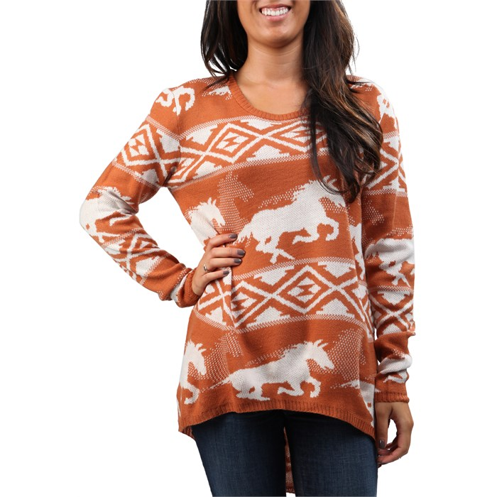 RVCA - Buddy Sweater - Women's