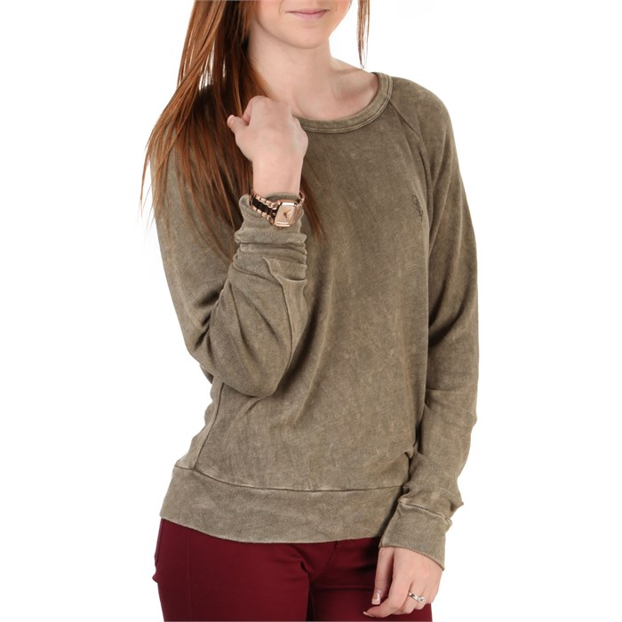 Obey Clothing - Mental Raglan Shirt - Women's