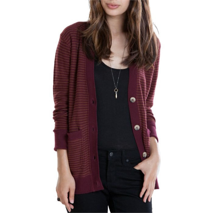 Obey Clothing Distant Shore Cardigan - Women's | evo