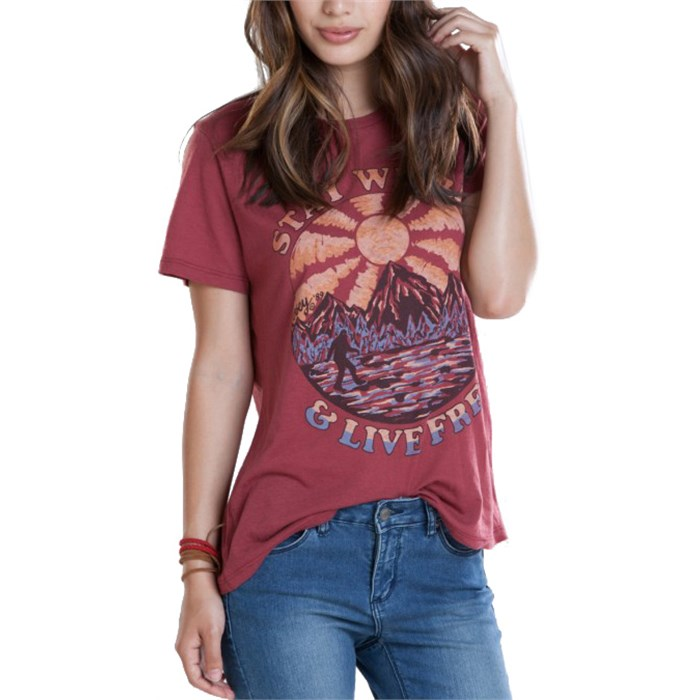 Obey Clothing - Stay Weird T-Shirt - Women's