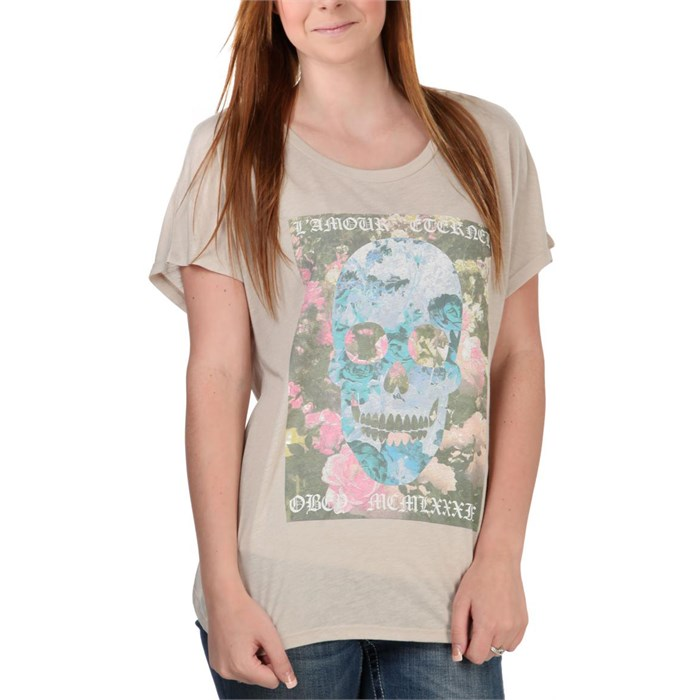 Obey Clothing - L'Amour Eternal T-Shirt - Women's