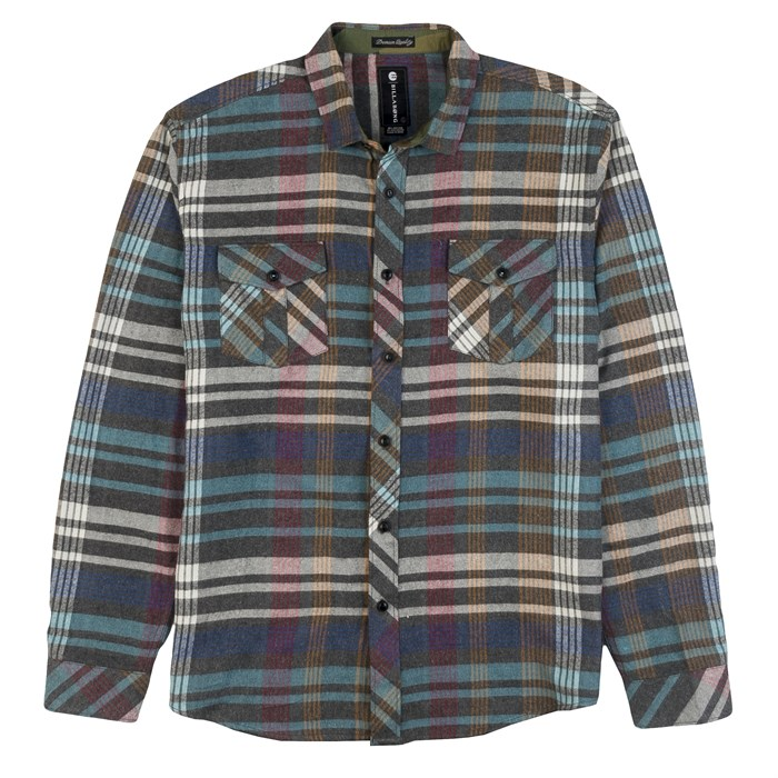 Billabong - Canyons Button-Down Flannel Shirt