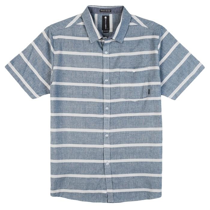 Billabong - Stranded Short-Sleeve Button-Down Shirt