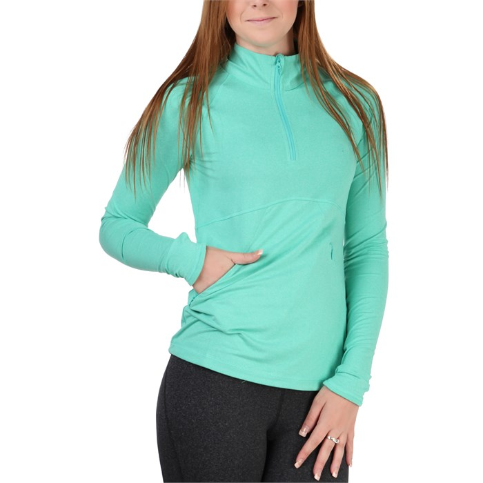 Roxy - Get Going Active Half Zip Top - Women's
