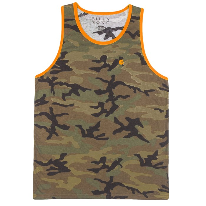 Billabong - Camo Tank Top