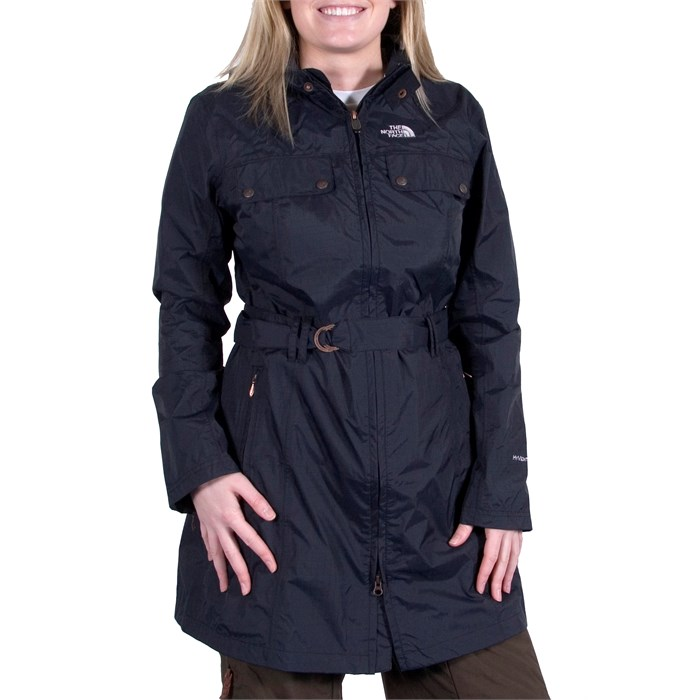 The North Face Grace Long Rain Jacket - Women's | evo outlet