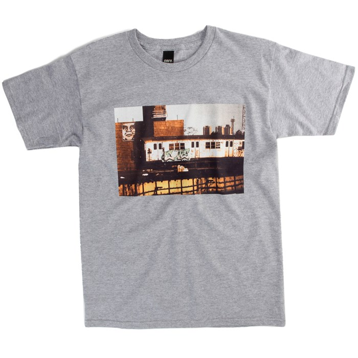 Obey Clothing - X Cope2 Subway Photo T-Shirt