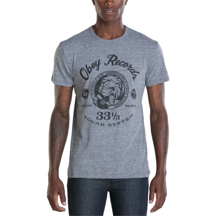 Obey Clothing - Obey Clothing Conquer Babylon T-Shirt