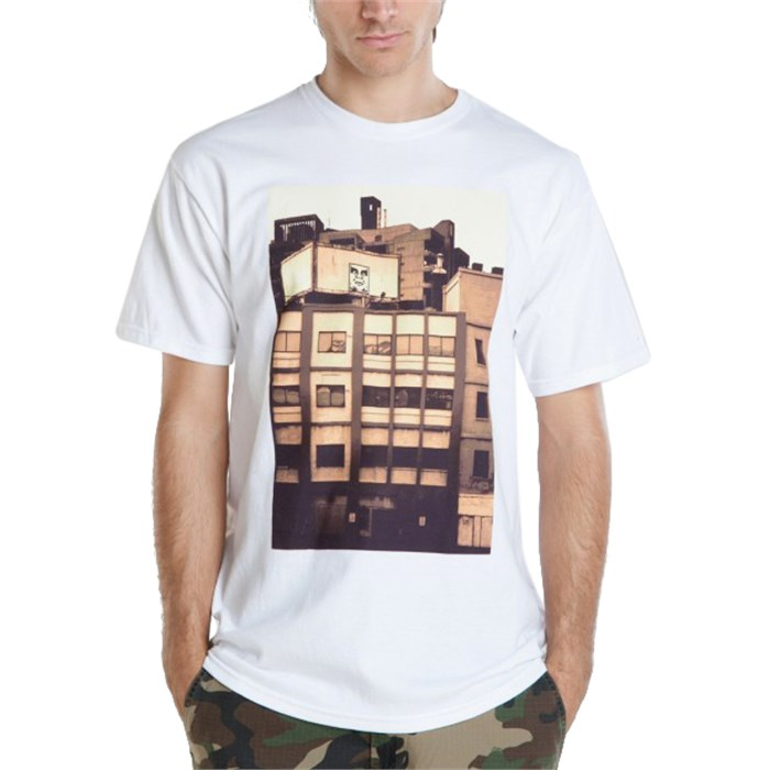 Obey Clothing - All-City Icon Photo T-Shirt
