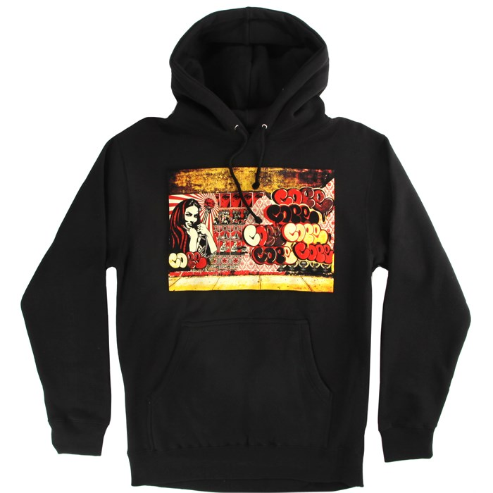 Obey Clothing - X Cope2 Poster Pullover Hoodie