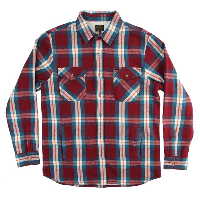 Obey Clothing - Labor Shirt Jacket