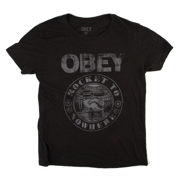Obey Clothing - Rocket To Nowhere T-Shirt