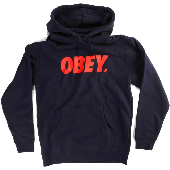 Obey Clothing - Font Hoodie