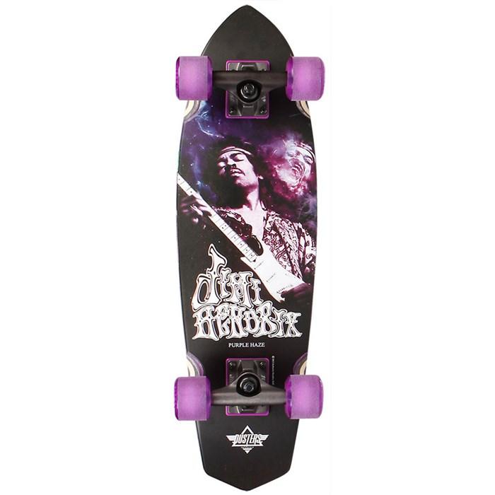 Dusters - Jimi Hendrix Purple Haze Longboard Complete