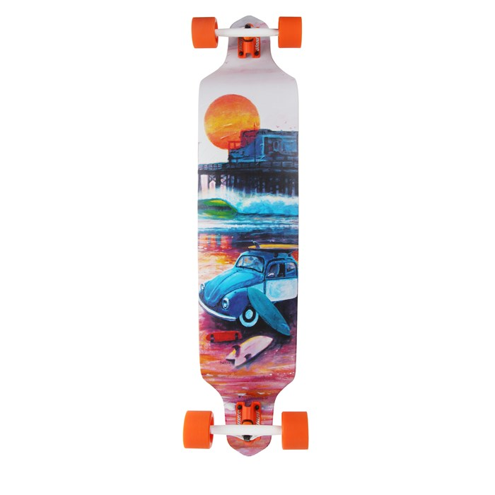 Dusters - Shorebreak Longboard Complete