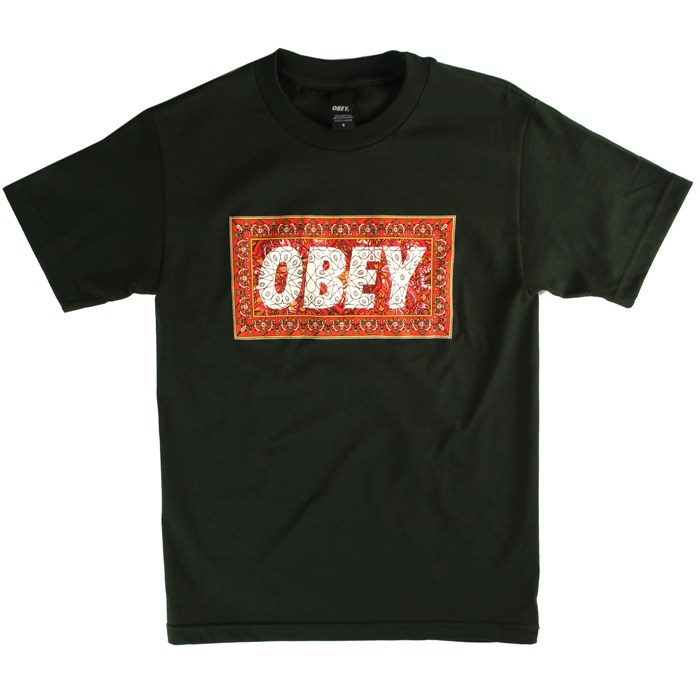 Obey Clothing - Obey Clothing Magic Carpet T-Shirt