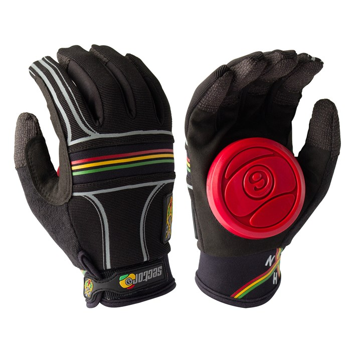 Sector 9 - BHNC Skateboard Sliding Gloves
