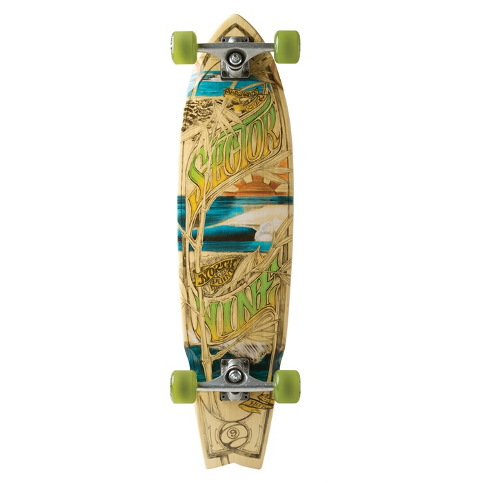 Sector 9 - West OZ Longboard Complete
