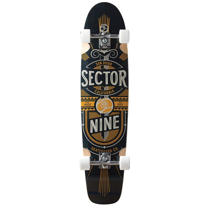 Sector 9 - Cloud 9 Longboard Complete