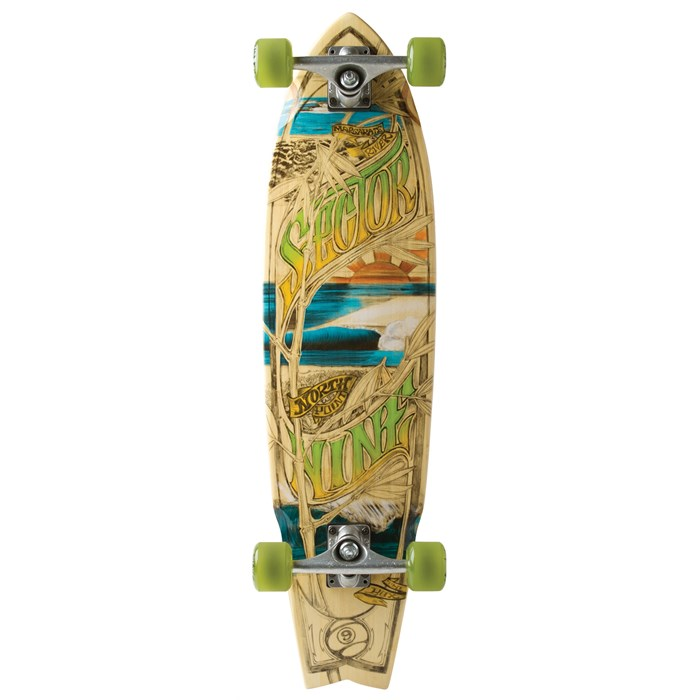 Sector 9 - Sector 9 West OZ Longboard Deck