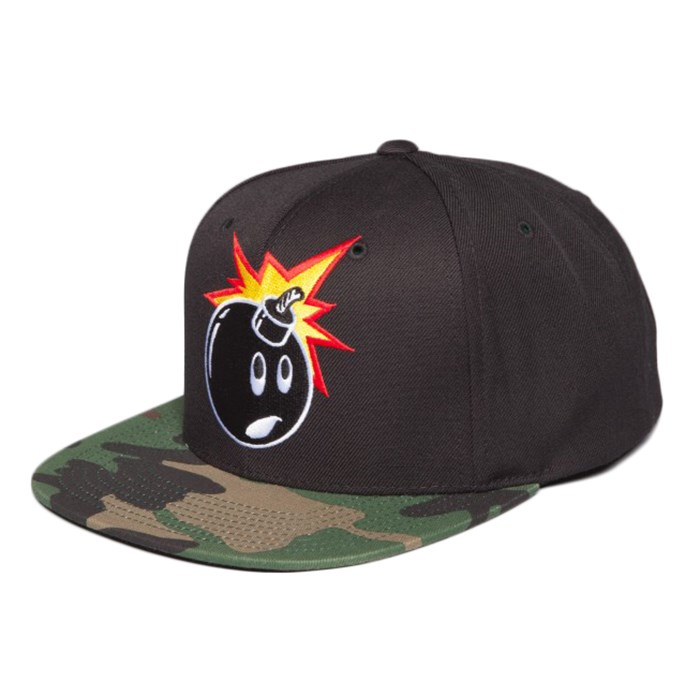 The Hundreds - Adam Camo Hat