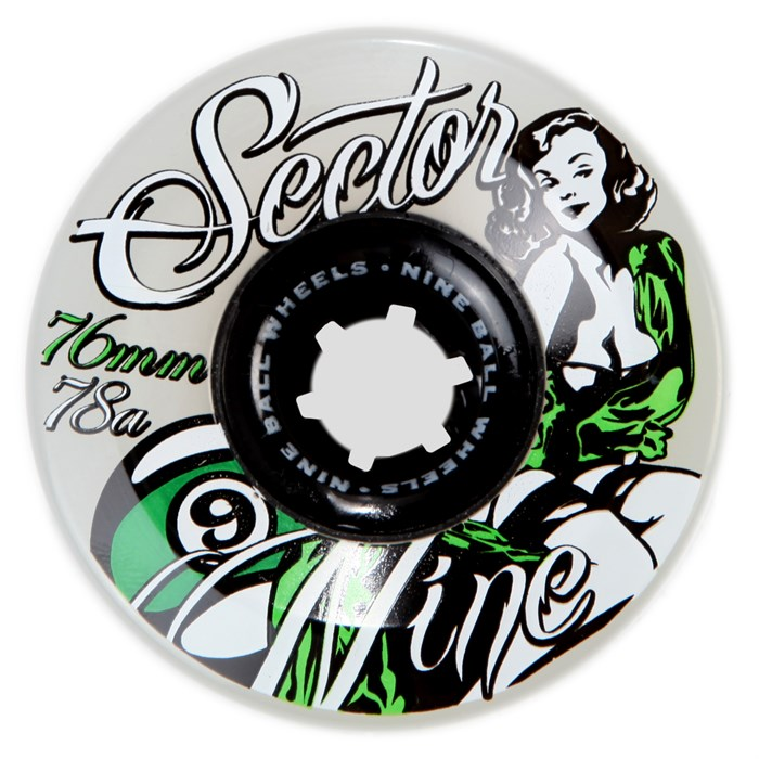 Sector 9 - Goddess of Speed TS 78A Longboard Wheels