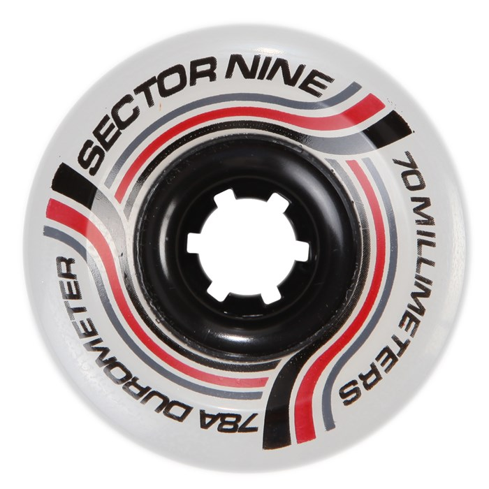 Sector 9 - TS Nine Balls 78A Longboard Wheels