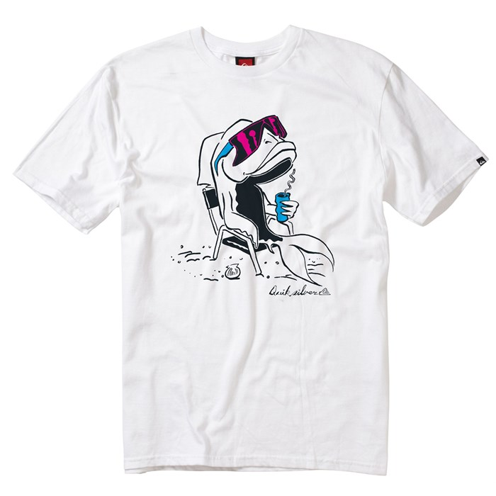 Quiksilver - Sea Life T-Shirt