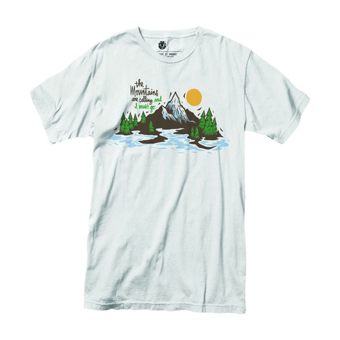Element - Mountains T-Shirt