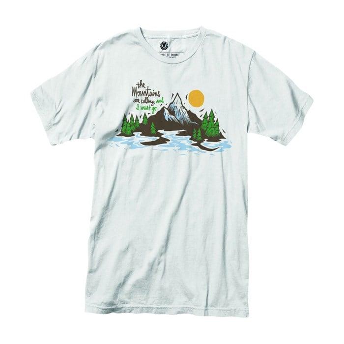Element - Mountains T-Shirt