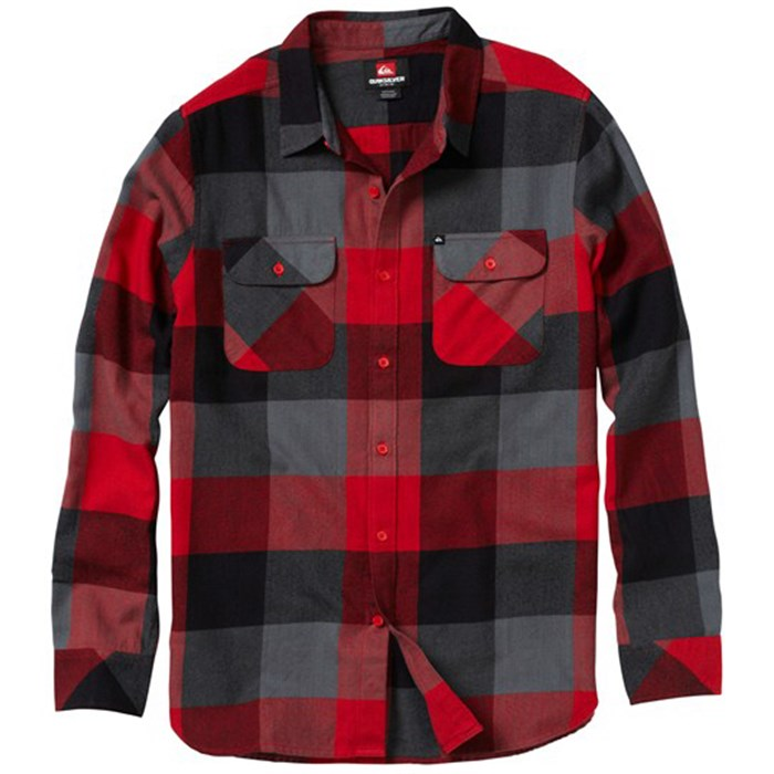 Quiksilver - Vedder Chedder Button-Down Shirt