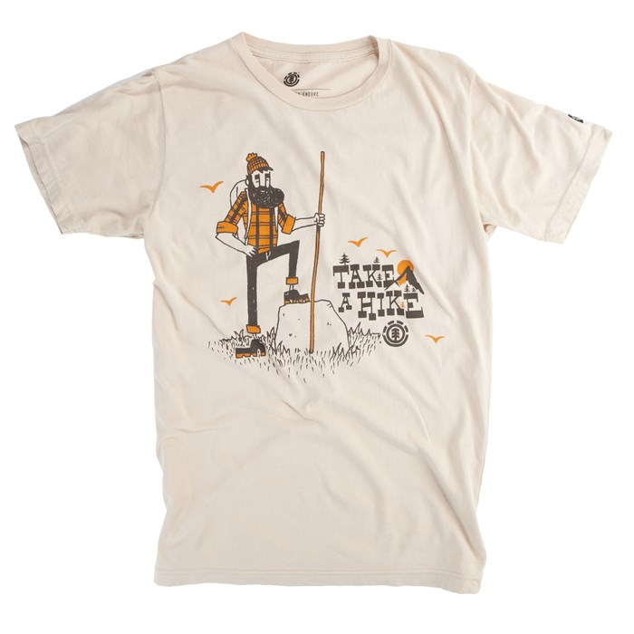 Element - Take A Hike T-Shirt
