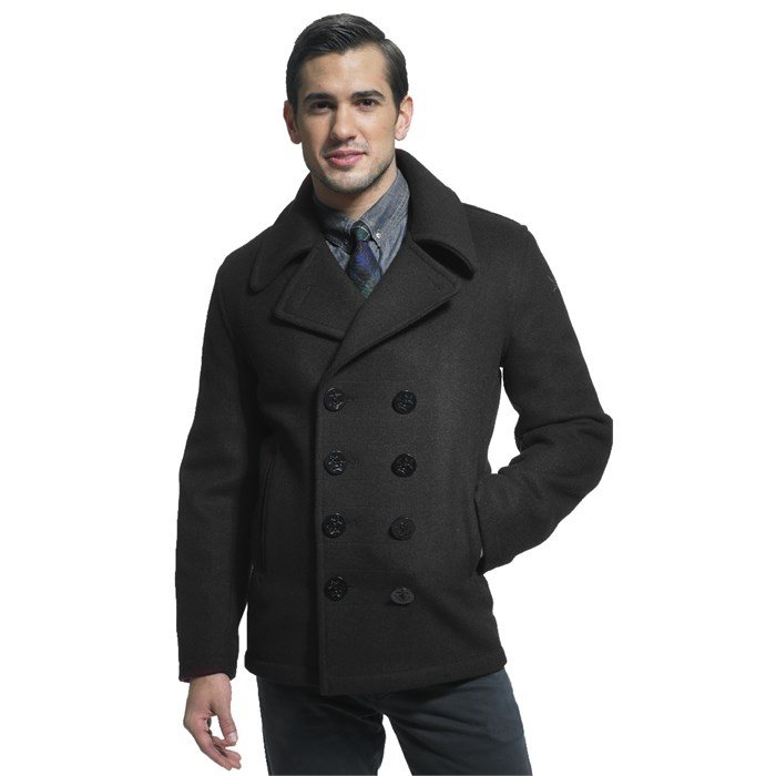Pea Coat Pictures - Tradingbasis