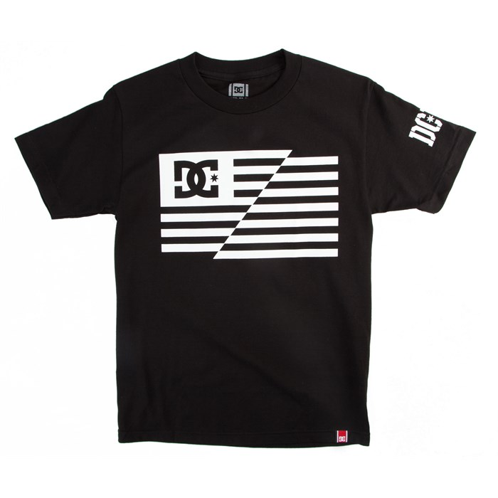 DC - RD DC USA Flag T-Shirt