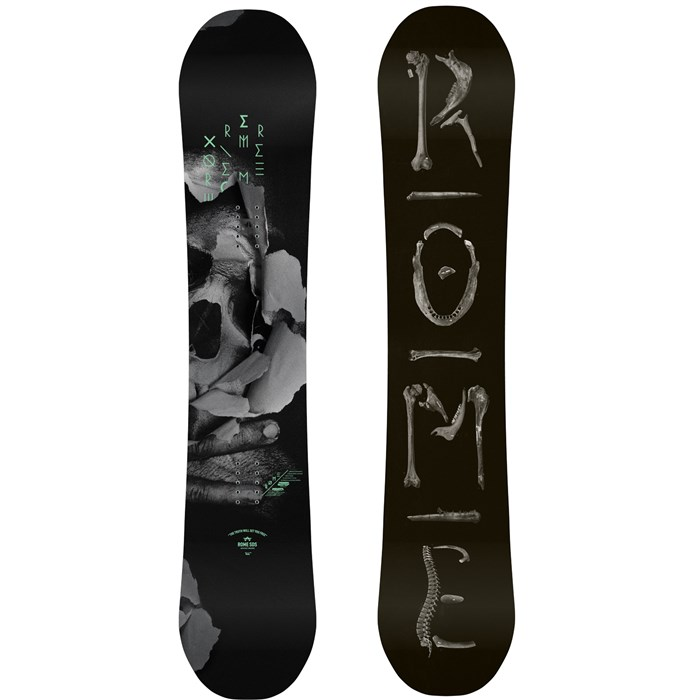Rome - Artifact Rocker Snowboard 2014