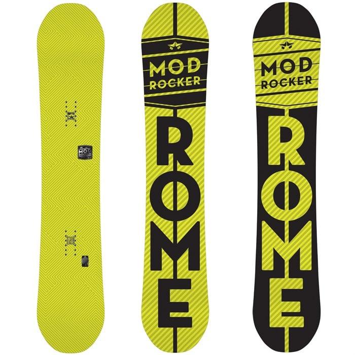 Rome - Mod Rocker Snowboard 2014