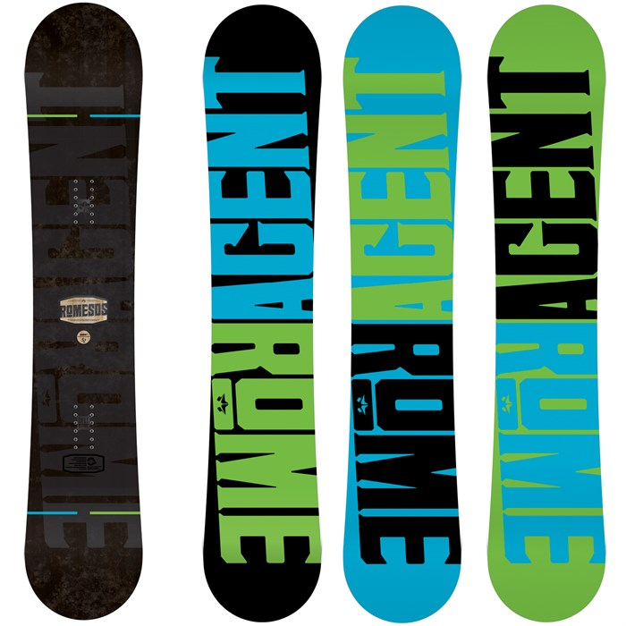 Rome - Agent Snowboard 2014
