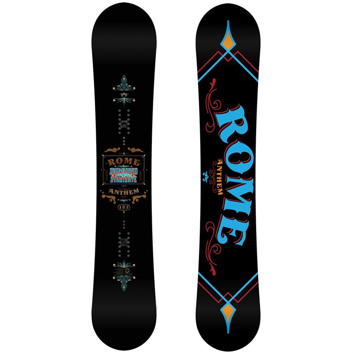 Rome - Anthem Snowboard 2014