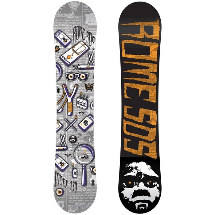 ce144d40d Rome Label Snowboard - Boy s 2014
