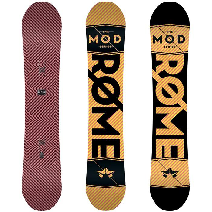 Rome - Mod Snowboard 2014