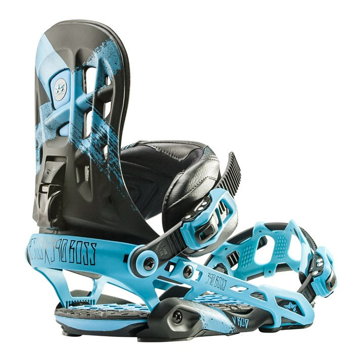 Rome - 390 Boss Snowboard Bindings 2014