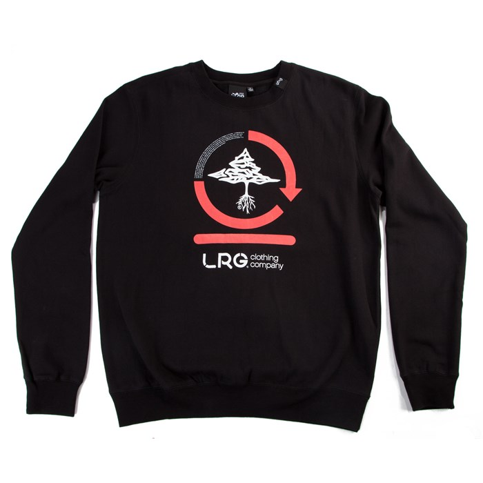 LRG - LRG Team Cycle Sweatshirt