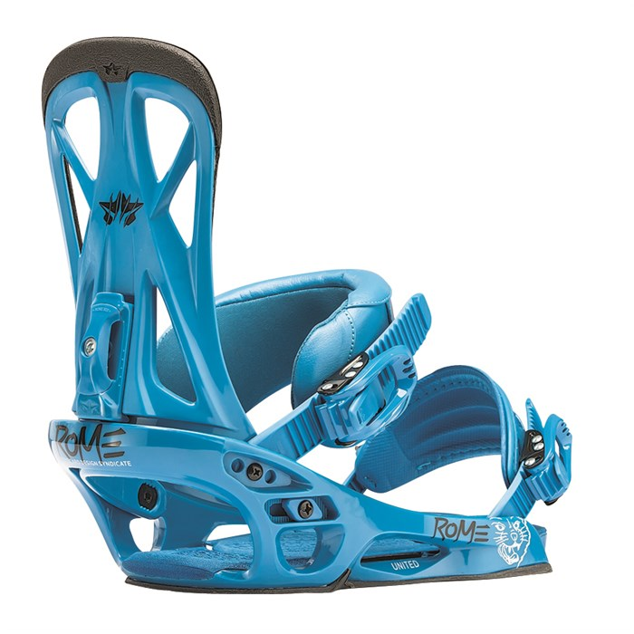 Rome - United Snowboard Bindings 2014