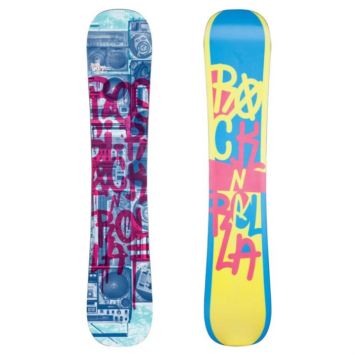 Rossignol - Rocknrolla Amptek Snowboard 2014